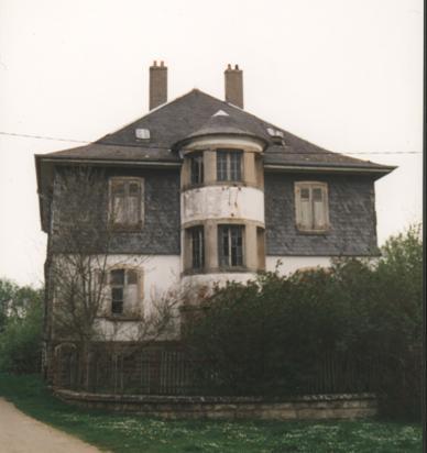 maison hantee 57